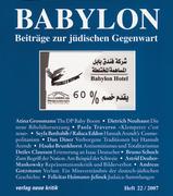 Babylon. Beiträge zur jüdischen Gegenwart
