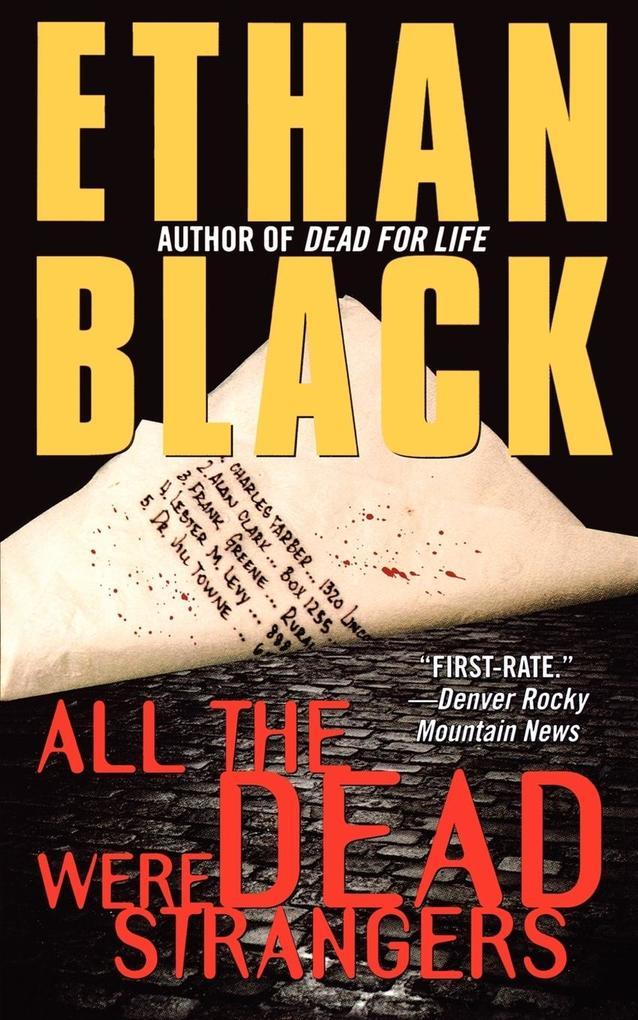 All the Dead Were Strangers als Taschenbuch von...