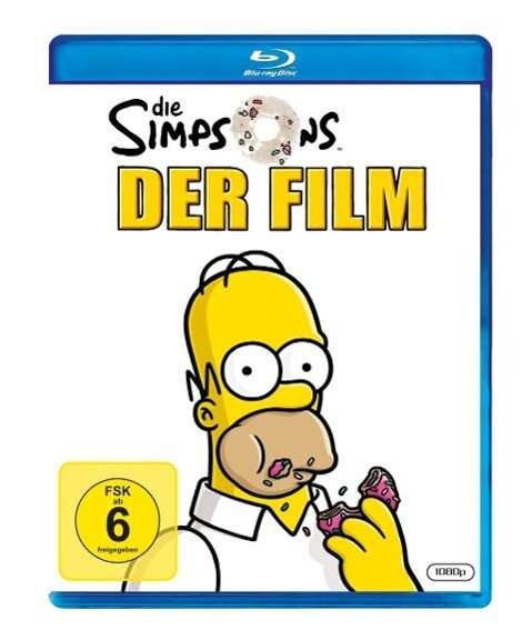Die simpsons der film film - Homer simpson nu ...
