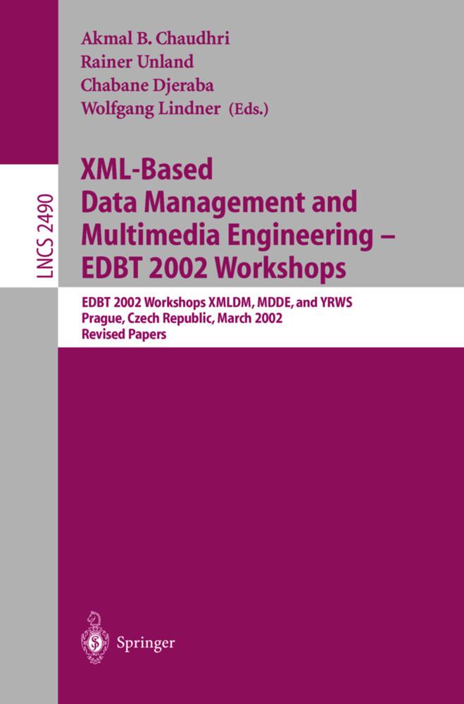 XML-Based Data Management and Multimedia Engine...