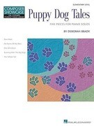 Puppy Dog Tales: Elementary Level: Five Pieces for Solo Piano