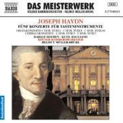 Fünf Konzerte für Tasteninstrumente