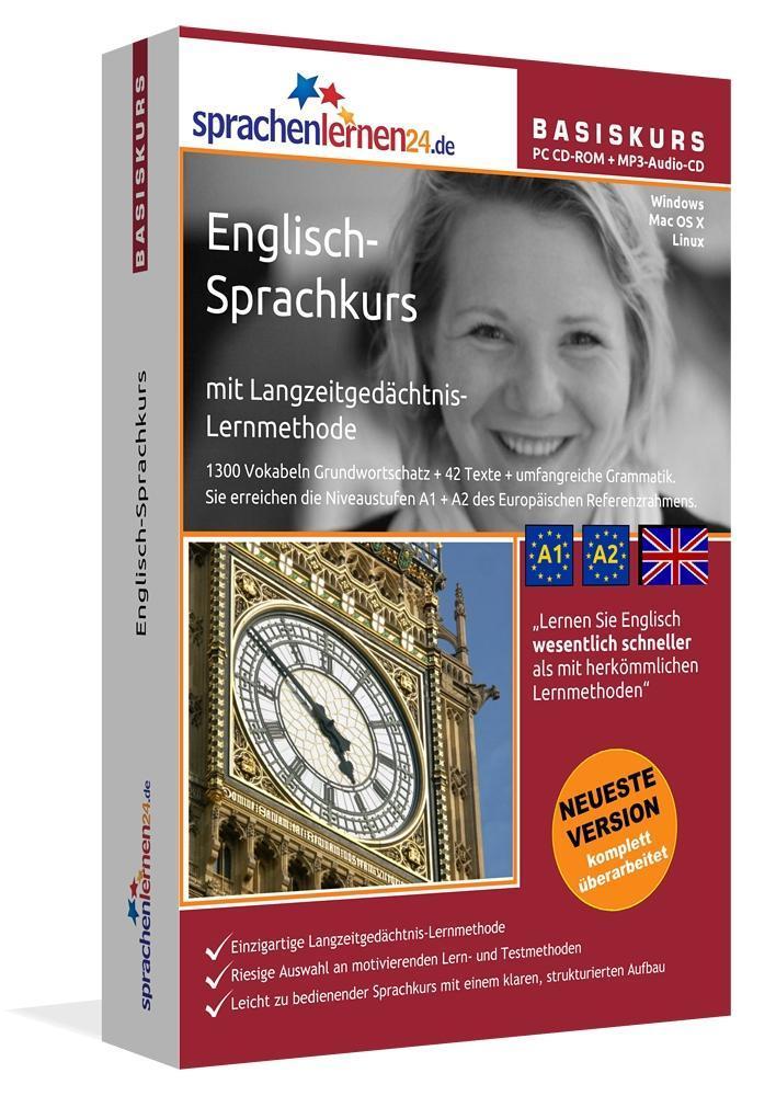 Sprachenlernen24.de Englisch-Basis-Sprachkurs. ...