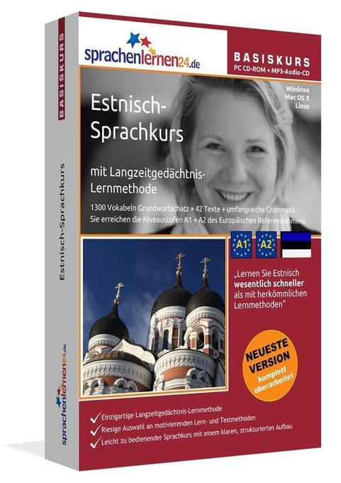 Sprachenlernen24.de Estnisch-Basis-Sprachkurs. ...