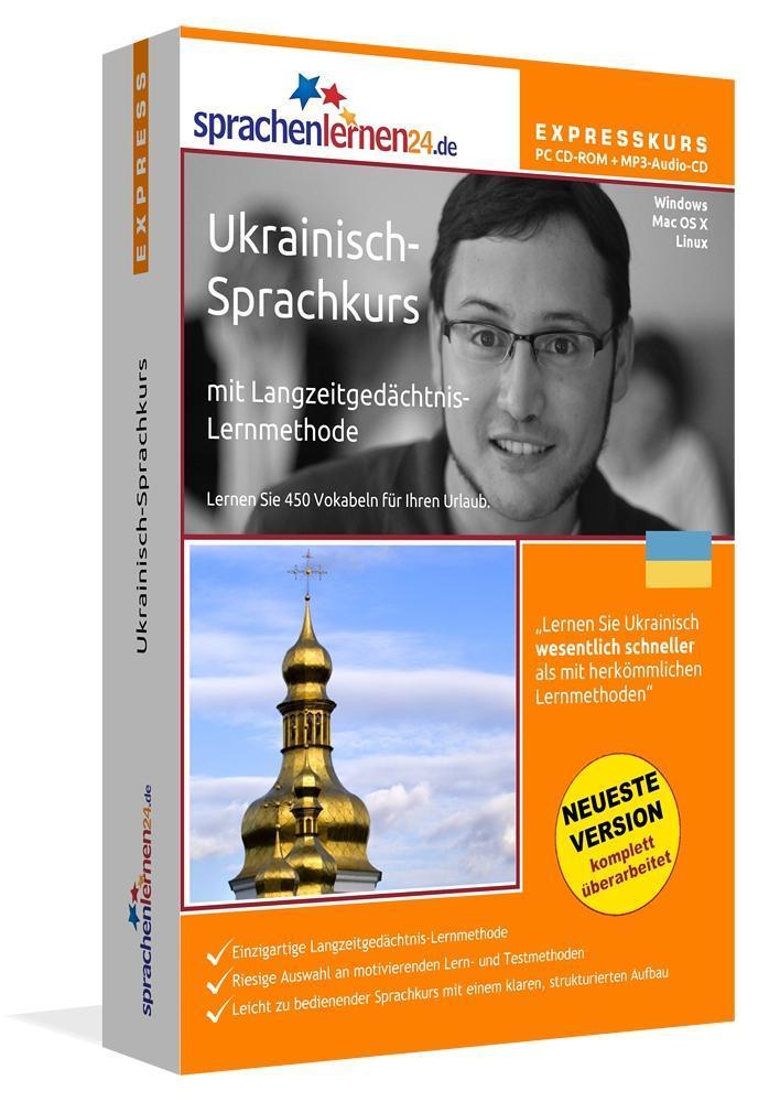 Sprachenlernen24.de Ukrainisch-Express-Sprachku...