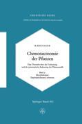 Chemotaxonomie der Pflanzen
