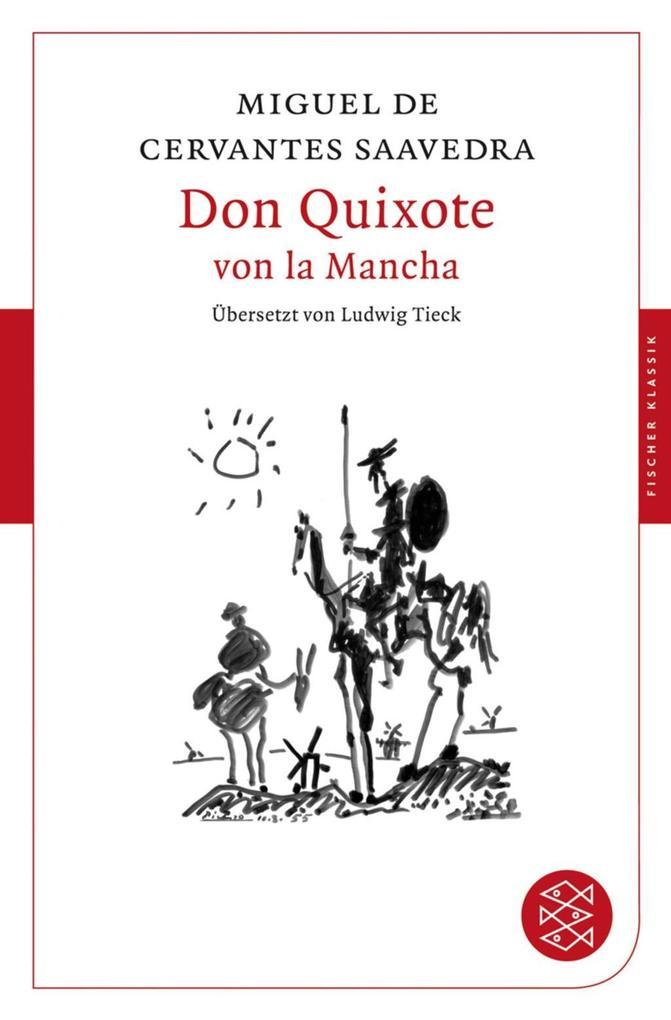Don Quixote von la Mancha als Taschenbuch