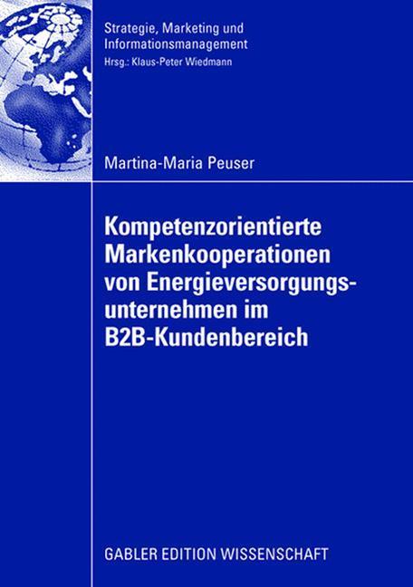 Kompetenzorientierte Markenkooperationen von En...