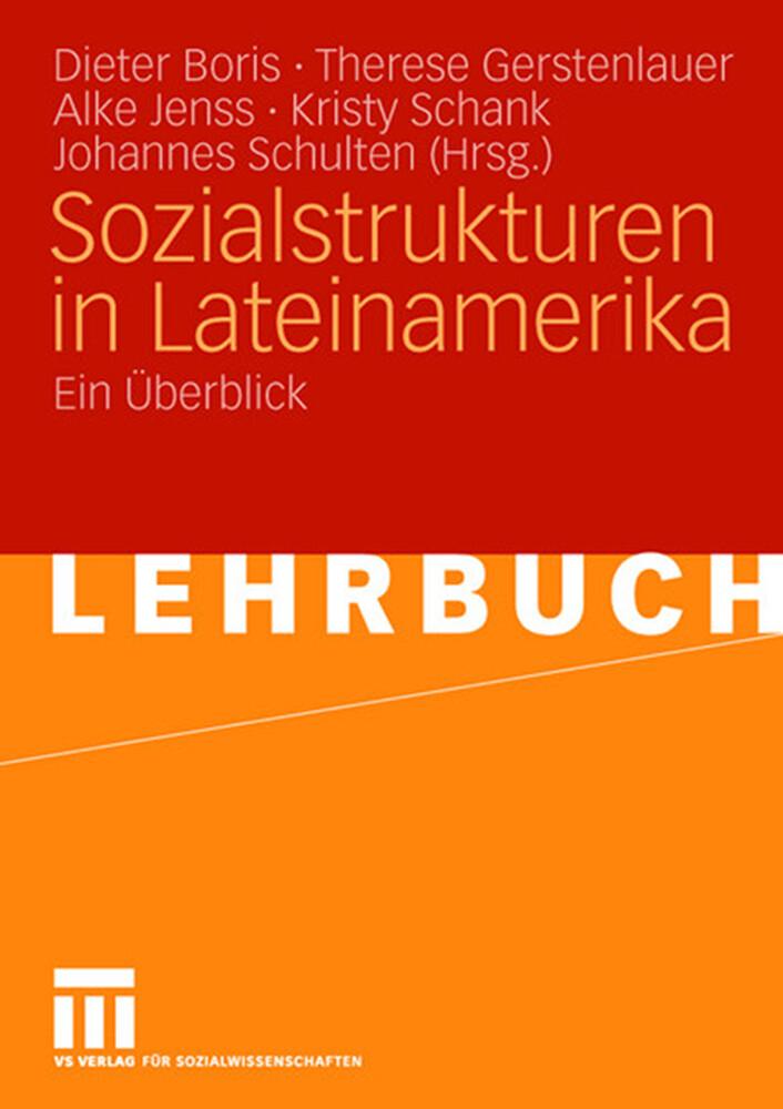 Sozialstrukturen in Lateinamerika als Buch von