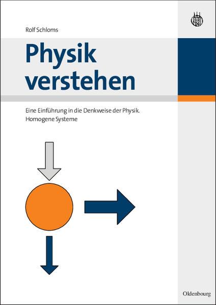 Physik verstehen als Buch von Rolf Schloms