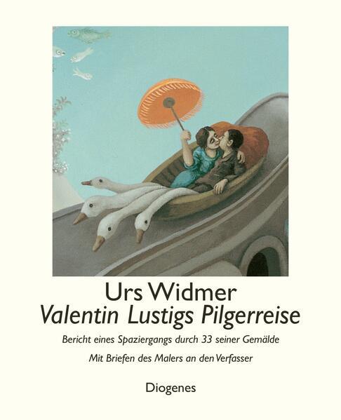 Valentin Lustigs Pilgerreise als Buch