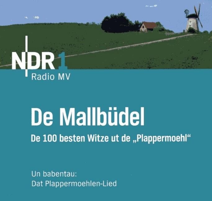 Beste Witze ut de Plappermoehl als Hörbuch CD v...