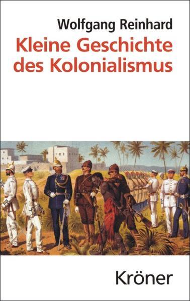 Kleine Geschichte des Kolonialismus als Buch vo...