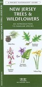 New Jersey Trees & Wildflowers: A Folding Pocket Guide to Familiar Species