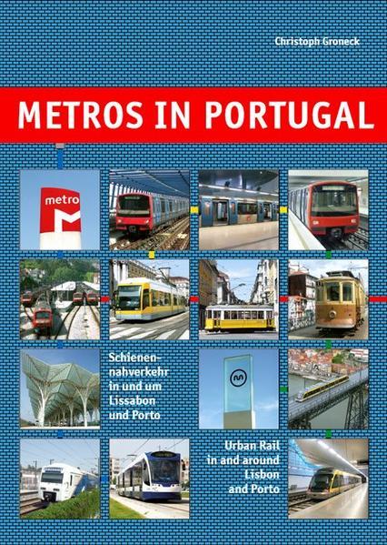 Metros in Portugal als Buch von Christoph Groneck