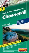 Chasseral, Bielersee 1 : 50 000