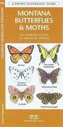 Montana Butterflies & Moths: A Folding Pocket Guide to Familiar Species
