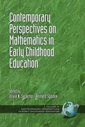 Contemporary Perspectiveson Mathematics in Early Childhood Education (PB)