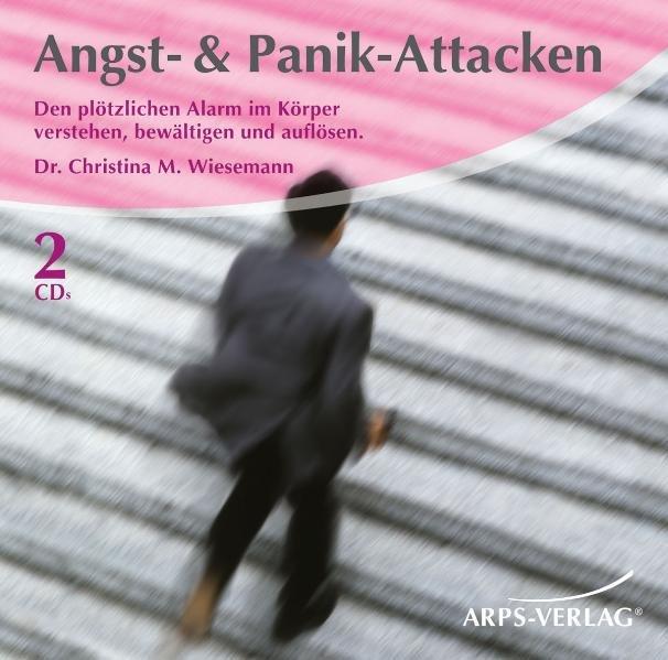Angst- & Panik-Attacken als Hörbuch CD von Chri...