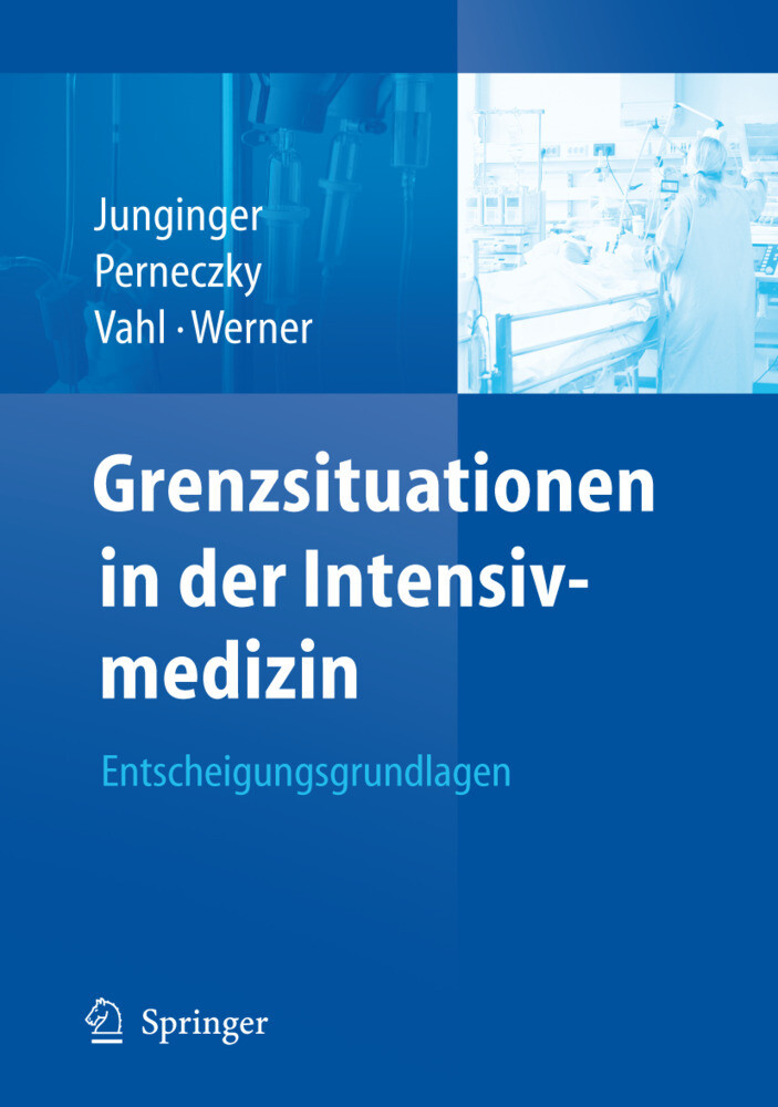 Grenzsituationen in der Intensivmedizin als Buc...