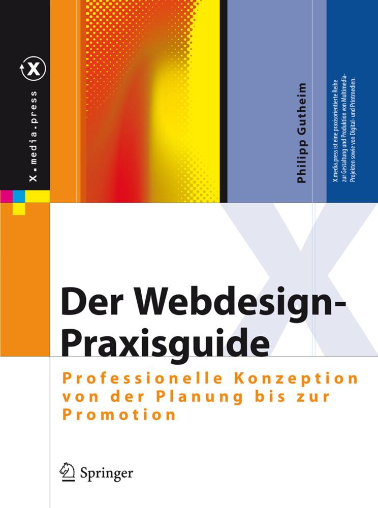 Der Webdesign-Praxisguide als Buch von Philipp ...