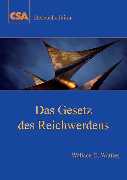 Das Gesetz des Reichwerdens als Hörbuch CD von ...