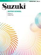 Suzuki Guitar School, Vol 8: Guitar Part