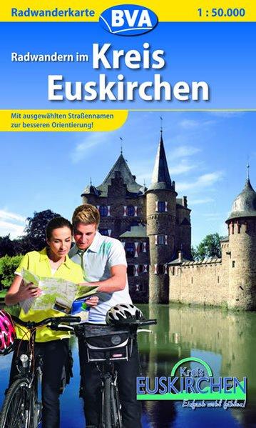 Kreis Euskirchen 1 : 50 000. Radwanderkarte als...