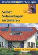 Selbst Solaranlagen installieren