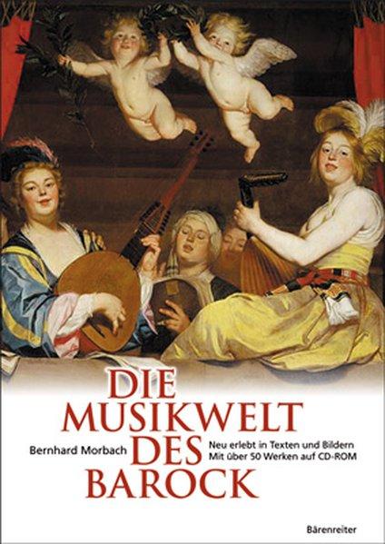 Die Musikwelt des Barock als Buch (kartoniert)