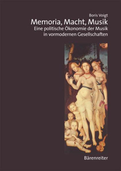 Memoria, Macht, Musik als Buch von Boris Voigt