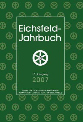 Eichsfeld-Jahrbuch 2007 als Buch von