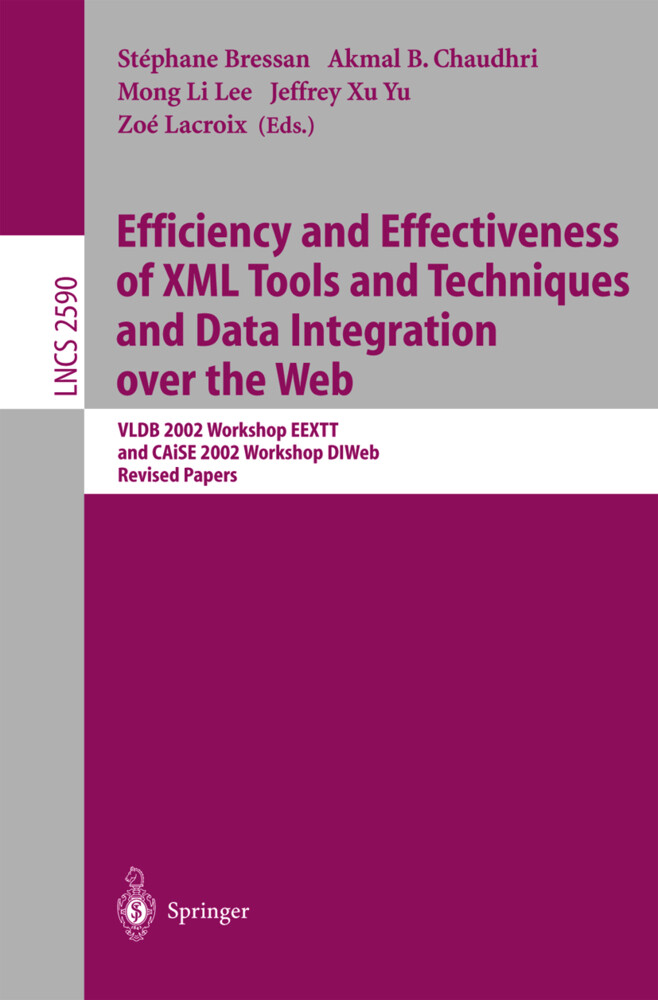 Efficiency and Effectiveness of XML Tools and T...