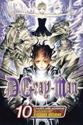 D. Gray-Man, Vol. 10