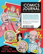 The Comics Journal, No. 292