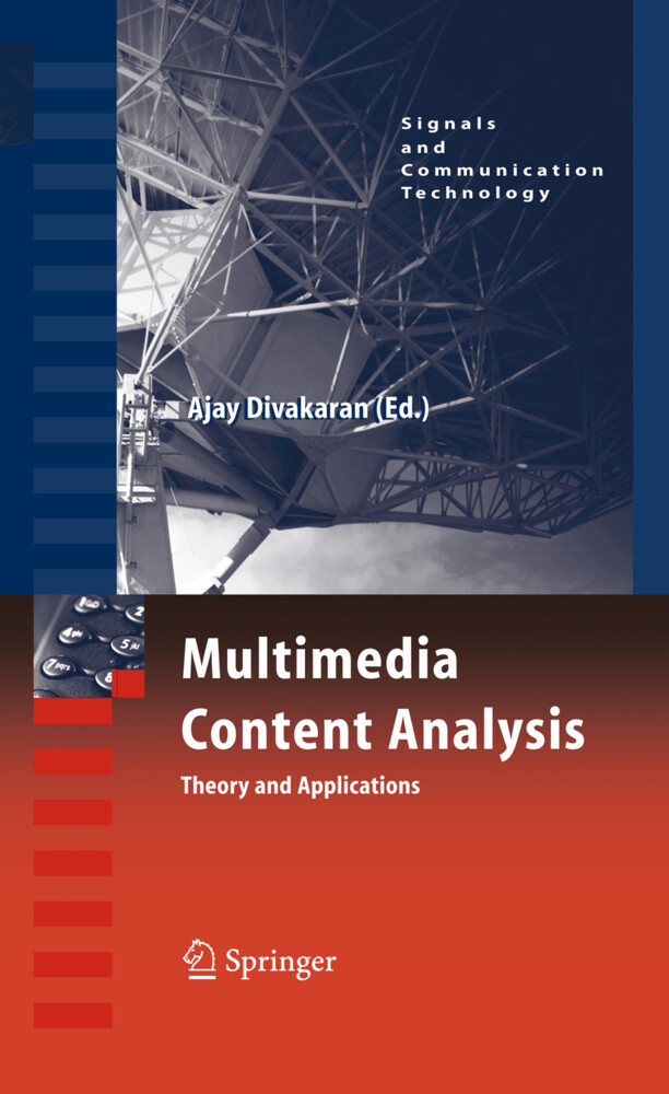 Multimedia Content Analysis als Buch von