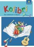 Kolibri 1 - 4: Das Musikbuch. Liederbuch. Grundschule. Bayern