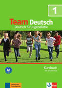 Team Deutsch 1. Kursbuch inkl. Audio-CD