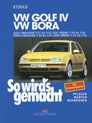 So wird's gemacht. VW Golf IV / VW Bora