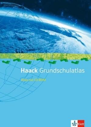 Haack Grundschul-Atlas. 1.-4. Schuljahr. Ausgab...
