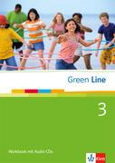 Green Line 3. Workbook mit Audio CD