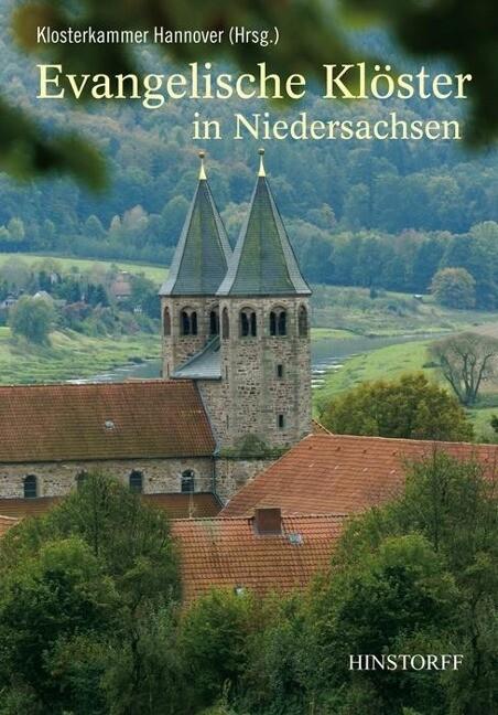 Evangelische Klöster in Niedersachsen als Buch von