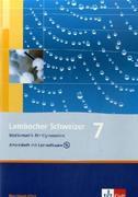 Lambacher Schweizer. 7. Schuljahr. Arbeitsheft plus Lösungsheft und Lernsoftware. Rheinland-Pfalz