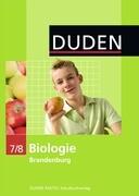 Biologie 7/8 Lehrbuch Brandenburg