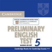 Cambridge Preliminary English Test 5