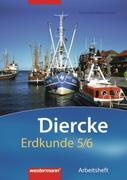 Diercke Erdkunde 5/6. Arbeitsheft. Gymnasium. Niedersachsen