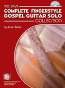 COMPLETE FINGERSTYLE GOSPEL GUITAR SOLO