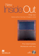 New Inside Out Pre-Intermediate. Workbook with Audio-CD and Key