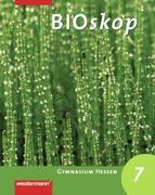 BIOskop 7. Schülerband. Gymnasium. Hessen. Ausgabe 2005