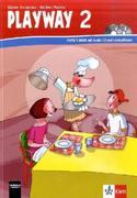 Playway ab Klasse 1. 2.Schuljahr. Pupil's Book mit CD-ROM und Audio-CD. Nordrhein-Westfalen